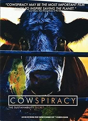 Cowspiracy DVD cover image
