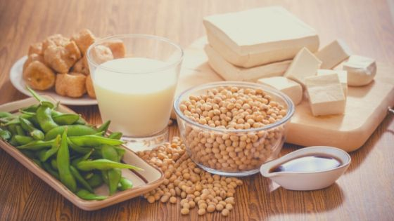 soy products that might cause gas