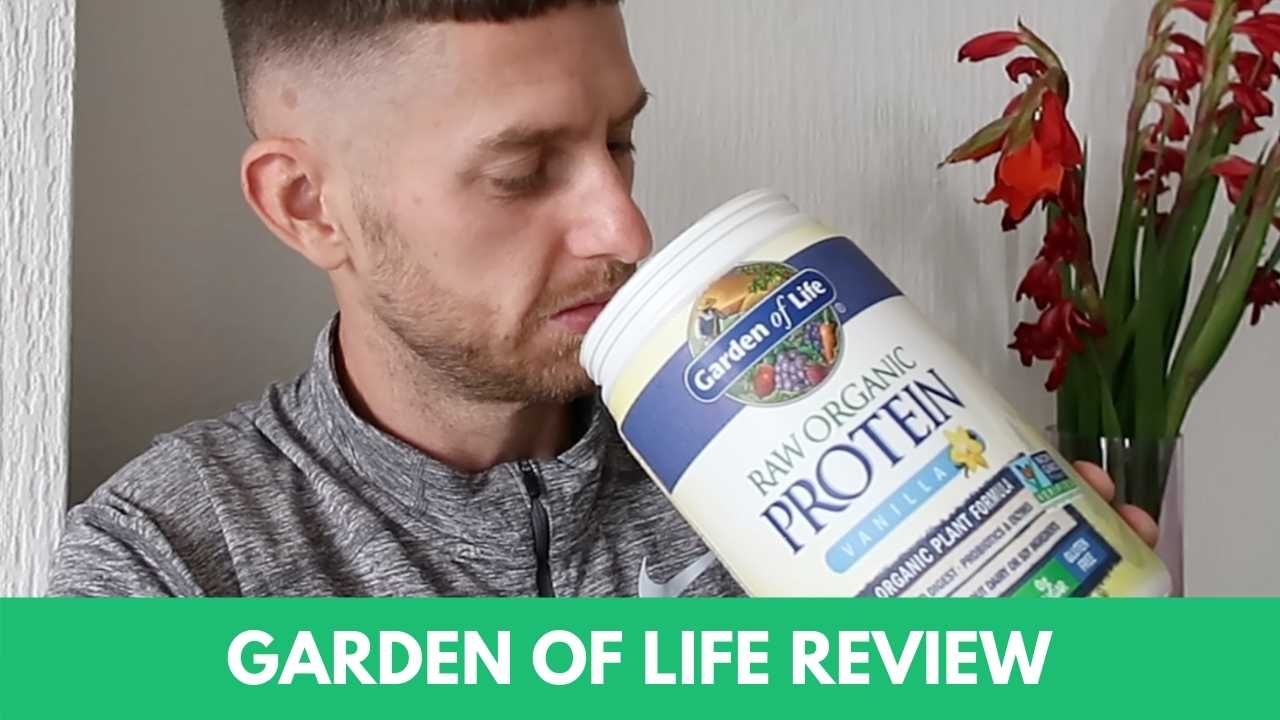 Garden Of Life Protein Powder Review My Honest Opinion