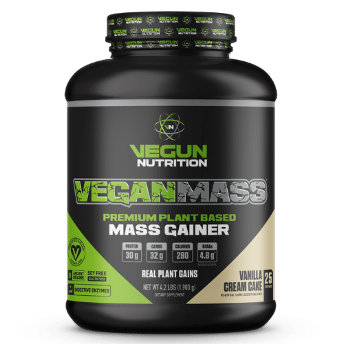 Vegun Nutrition VEGANMASS